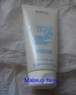 kiko cleansing pure gel