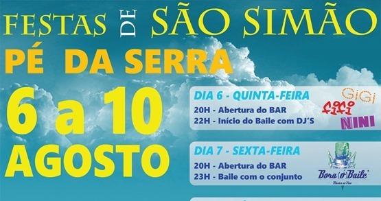 FESTAS DE S. SIMÃO - 125 ANOS