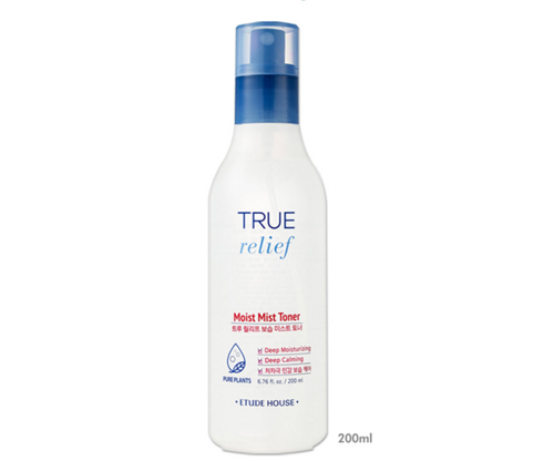 True Relief Moist Mist Toner