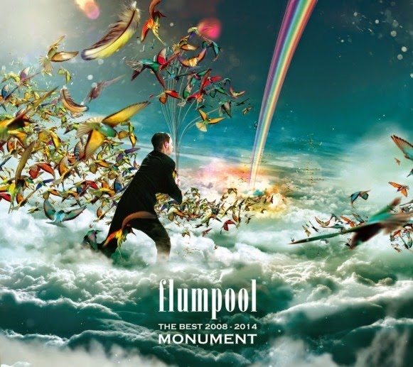 cover album monument by flumpool