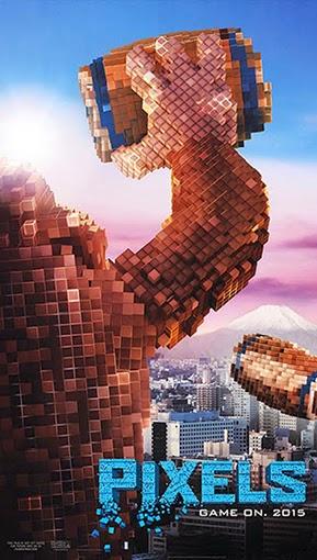 """¿Pac-Man asesino?: increíble y bizarro tráiler de """"Pixels"""""""