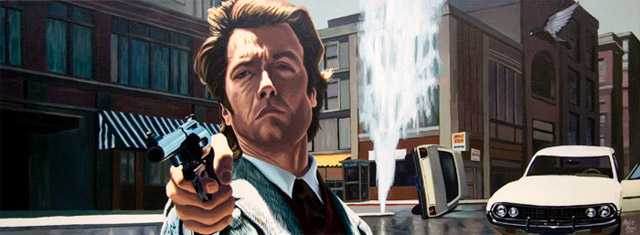 filmes cartunizados justin Reed Dirty Harry