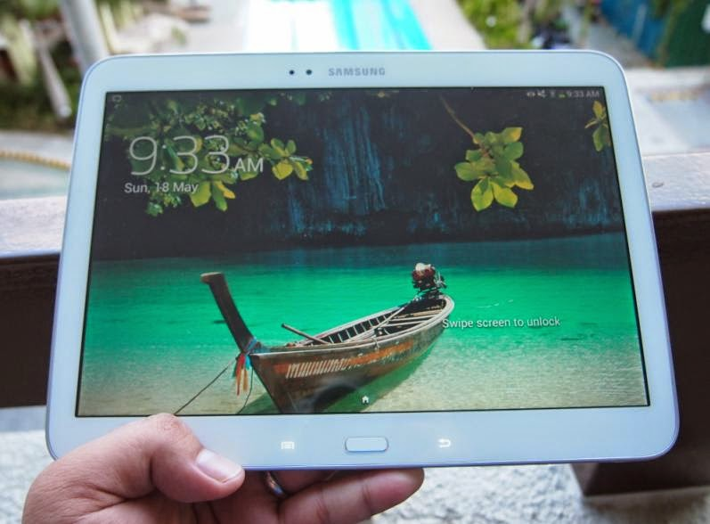 Samsung Galaxy Tab 3 10.1 Unboxing, Preview And Initial Impression