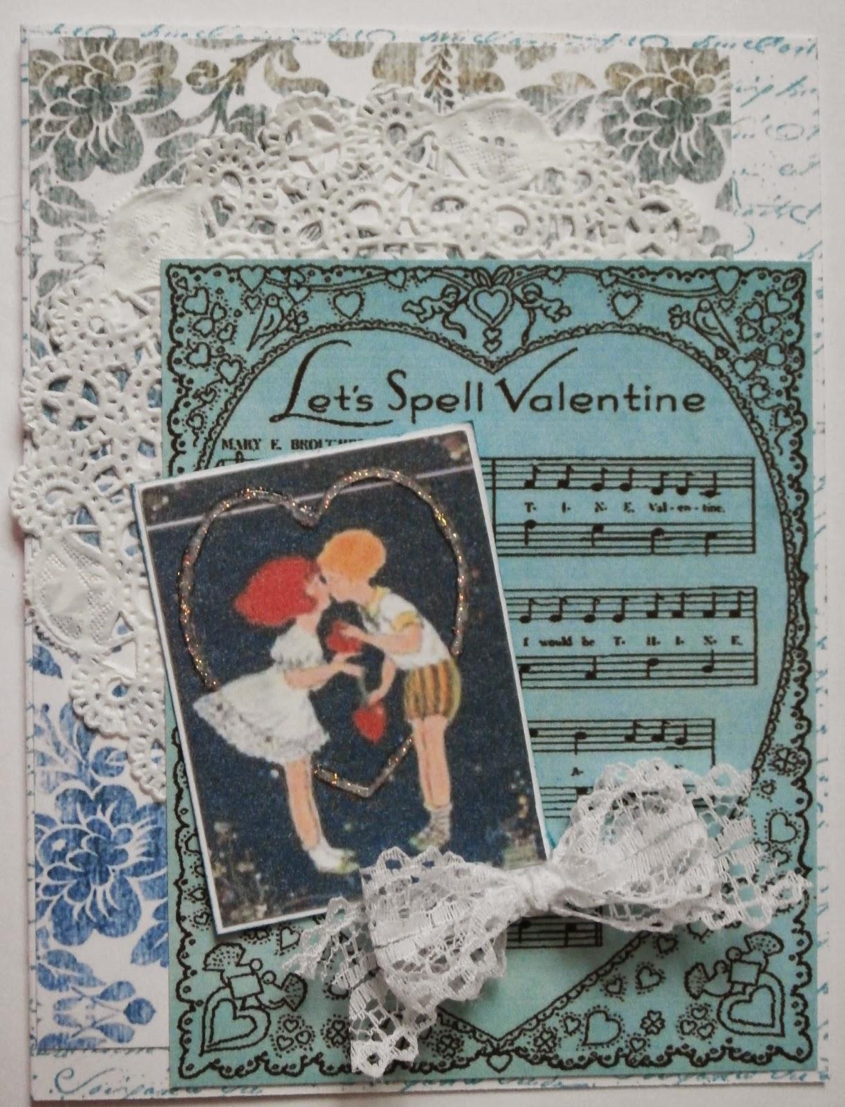 Letu0027s Spell Valentine