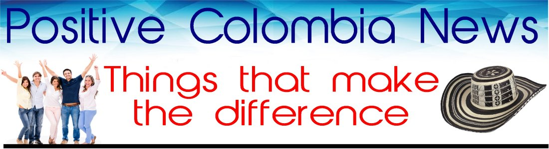 Positive Colombia news