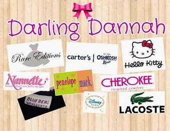 For inquiries and orders, visit Darling Dannah's Facebook Page. Click Image