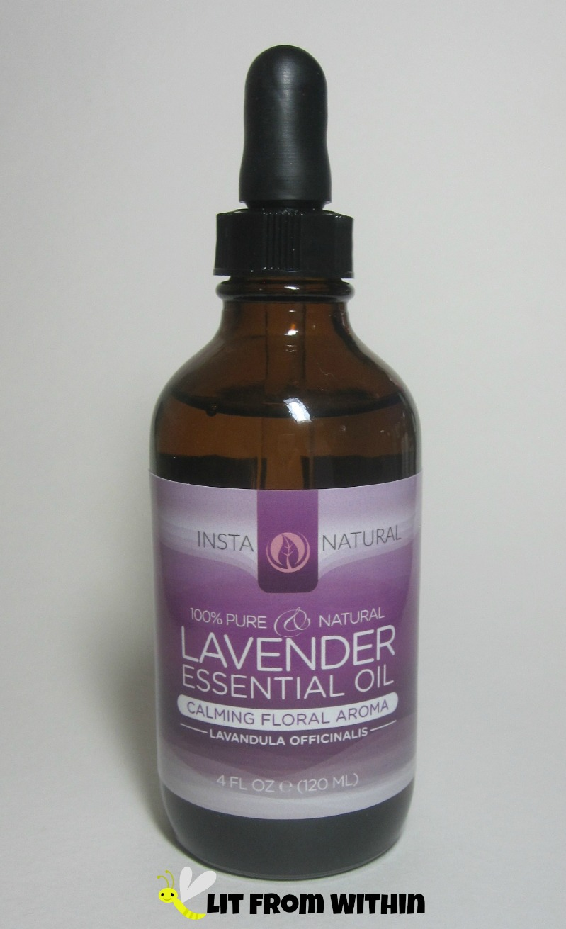 InstaNatural Essential Lavender Oil