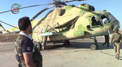 Lapangan Terbang Menagh berjaya ditawan FSA