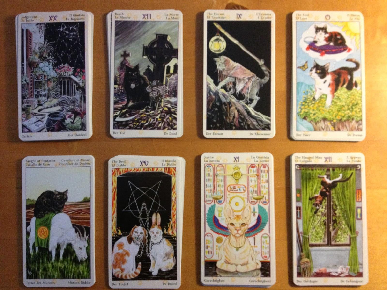 tarot korttien merkitys Hamina