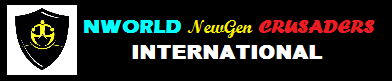 NWORLD NewGen CRUSADERS INTERNATIONAL