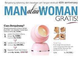 Promo Gabung Oriflame Rp 9.900