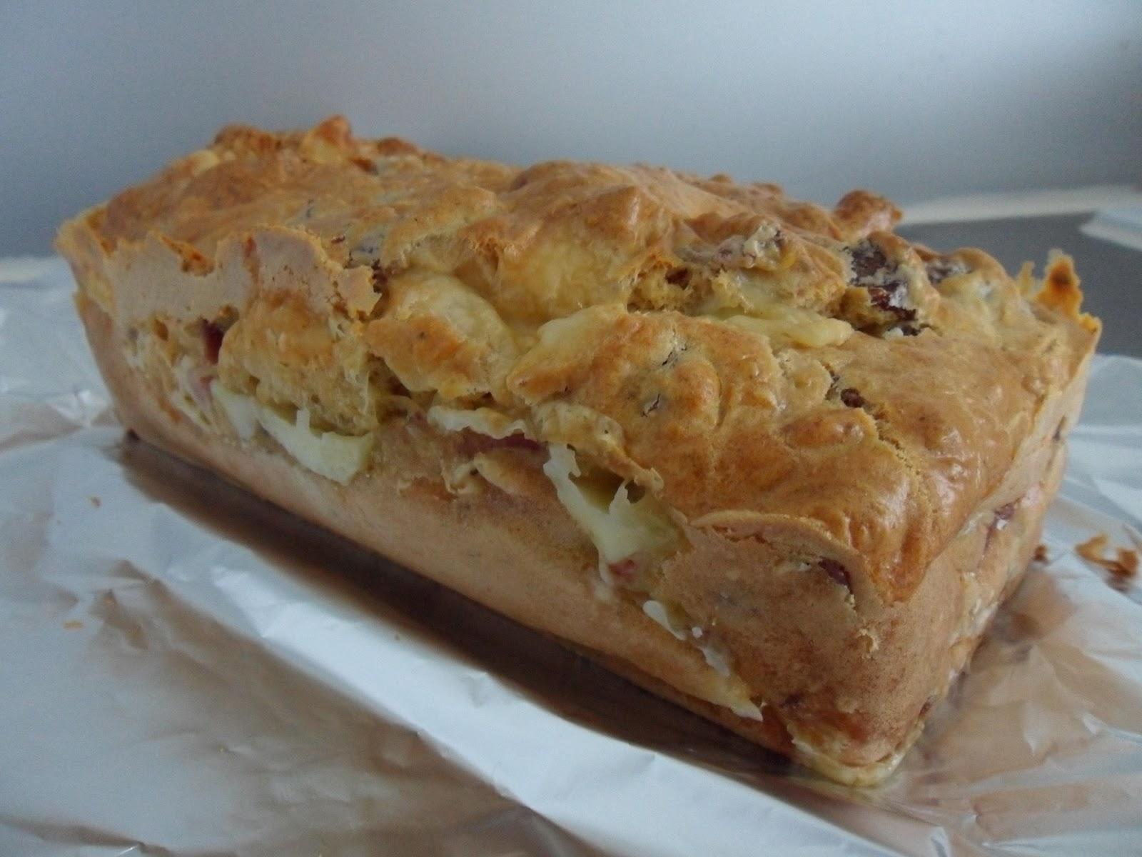 Cake Sal G Siers Fromage De Brebis Et Pistache Au Thermomix
