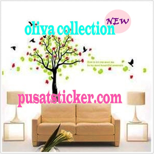 wall sticker jumbo ( ready stock ) - wall sticker murah se-jakarta