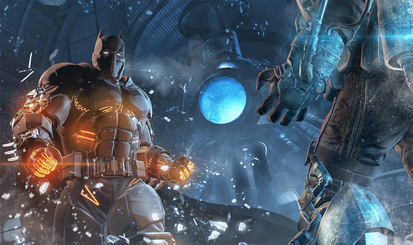 Batman Arkham Origins Cold Cold Heart review
