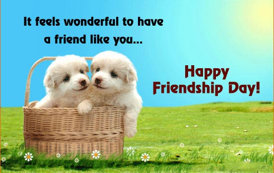 Happy Friendship Day Quotes and Sayings 2015.