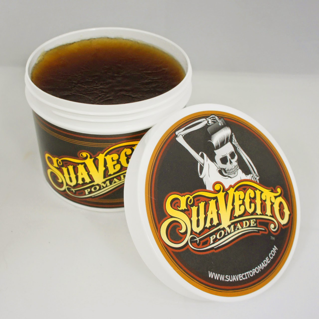 Minyak Rambut Suavecito Pomade - Original Hold