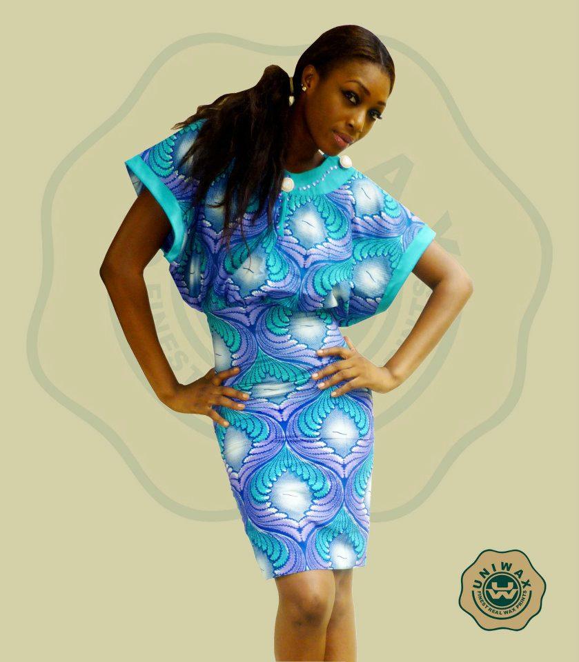 COCO SHINE mode : le pagne africain cousus dans un style moderne