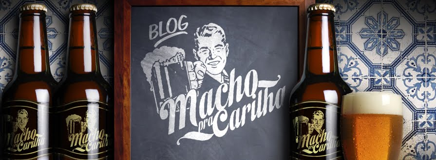 Blog macho...Pra Carilha!