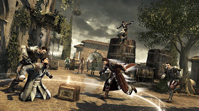 Assasins Creed Brotherhood Screenshot