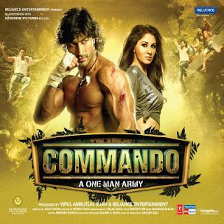 Commando (2013) Hindi Movie Reviews