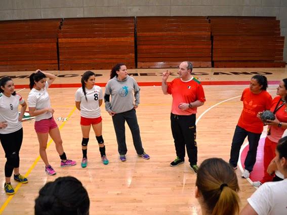 Chema Vives, handball méxico | Mundo Handball