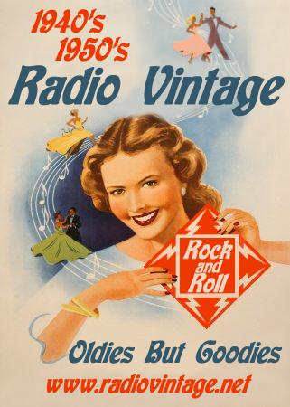 Radio Vintage Banner