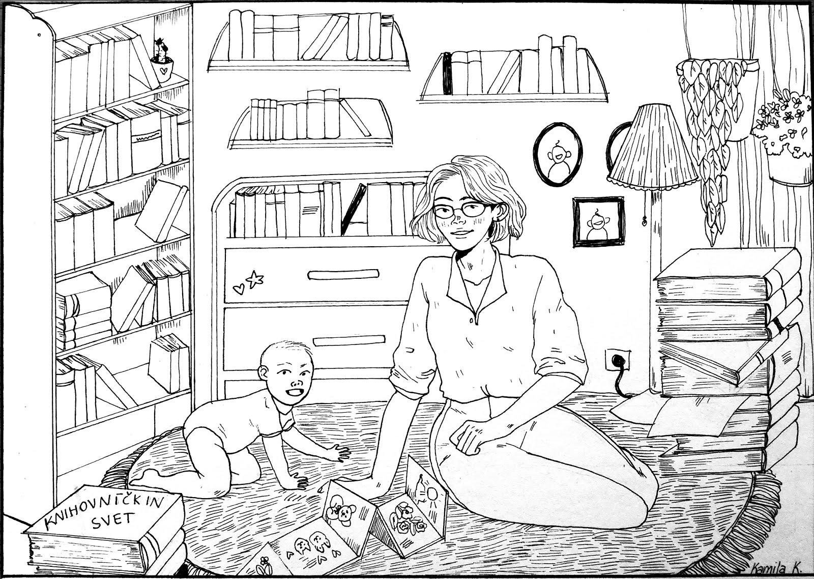 Knihovníčkin svet