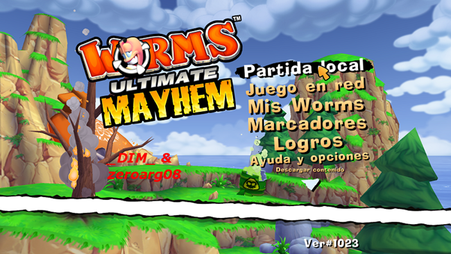 Worms Ultimate Mayhem 2011 [PC Full] Español [ISO] DVD5 Descargar