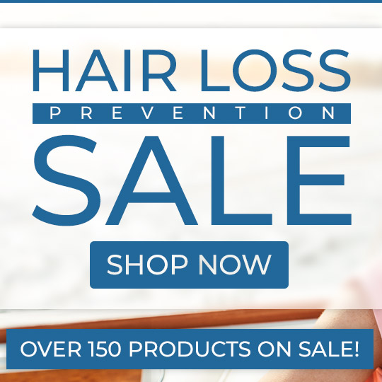 Hair Loss Prevention Sale