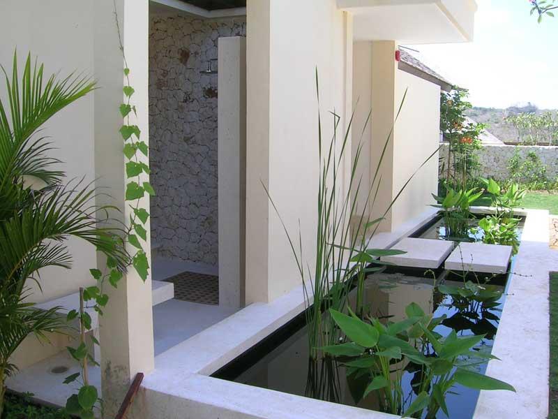 konsep taman rumah minimalis untuk lahan sempit desain