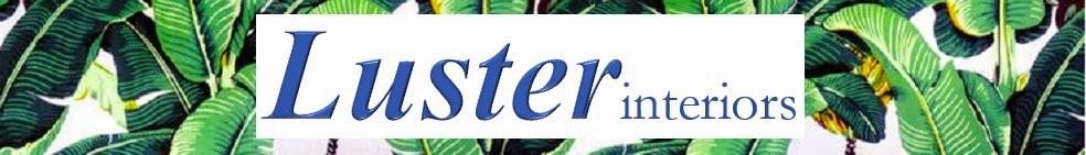 LUSTER INTERIORS
