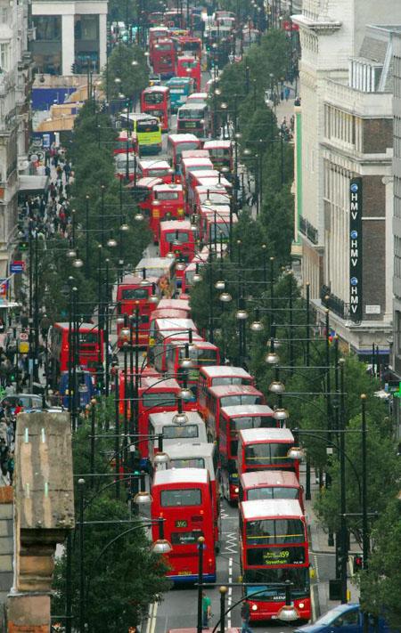 Oxford Street If It Aint Broke