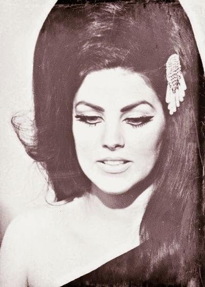 Priscilla Presley Young Makeup