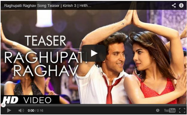 krrish 3 hindi film mp3 song download