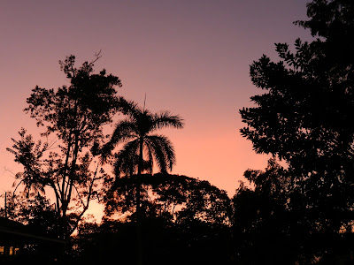 Gamboa Sunset