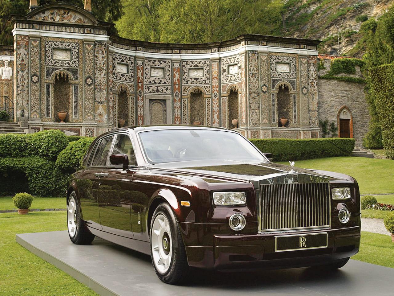 Rolls Roycethe Phantomis