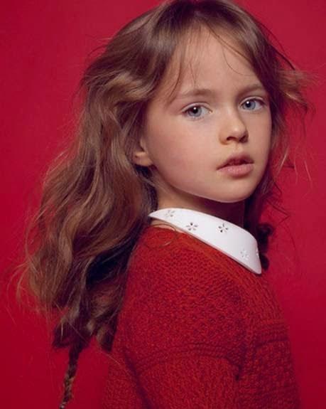 Gambar Model Kristina Pimenova