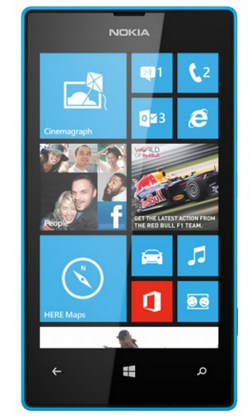 Nokia Lumia 520 Windows
