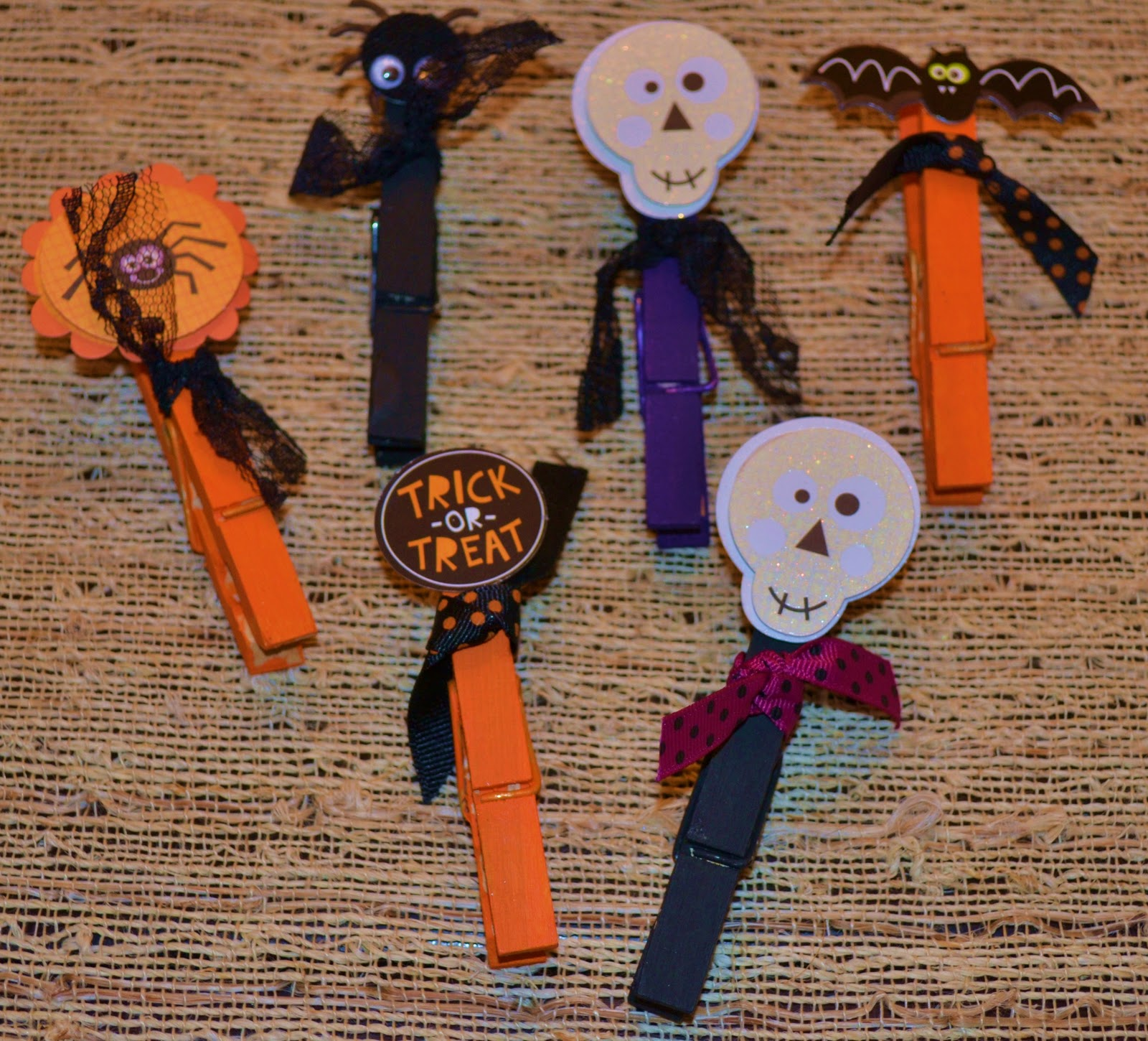 Coloring pages shapes ms7 fisher price - Halloween Clothes Pin Magnets