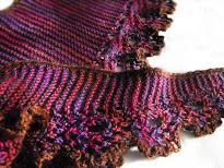 My alter ego: my knitting blog