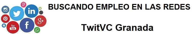 TwitVC Granada. Ofertas de empleo, Facebook, LinkedIn, Twitter, Infojobs, bolsa de trabajo, cursos