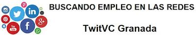 TwitVC Granada. Ofertas de empleo, trabajo, cursos, Ayuntamiento, Diputación, oficina virtual