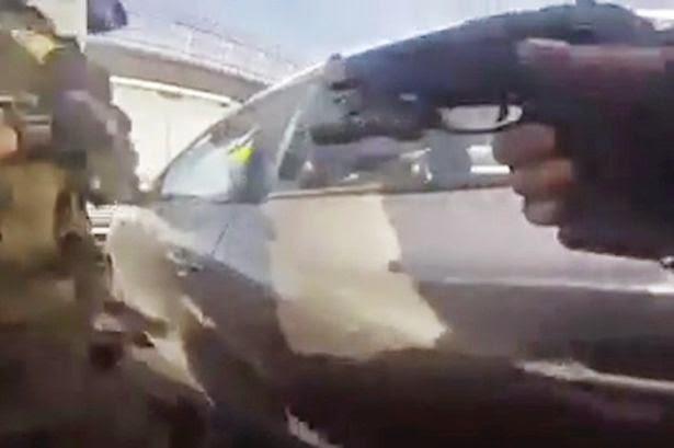 Aksi penambakan polisi terhadap pencuri