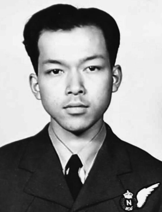 F/O Joseph Hong - Course 77 AOS