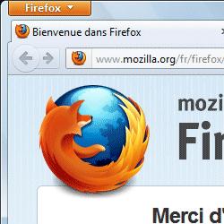 capture d'écran de Firefox