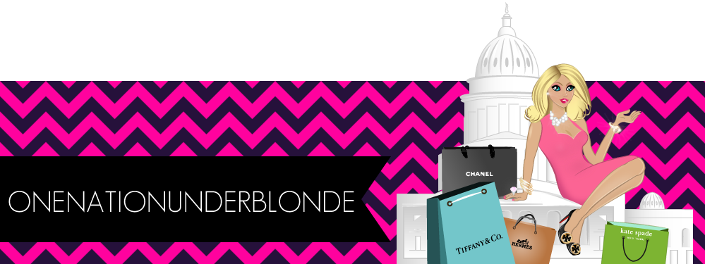 OneNationUnderBlonde - A Fashion & Lifestyle Blog