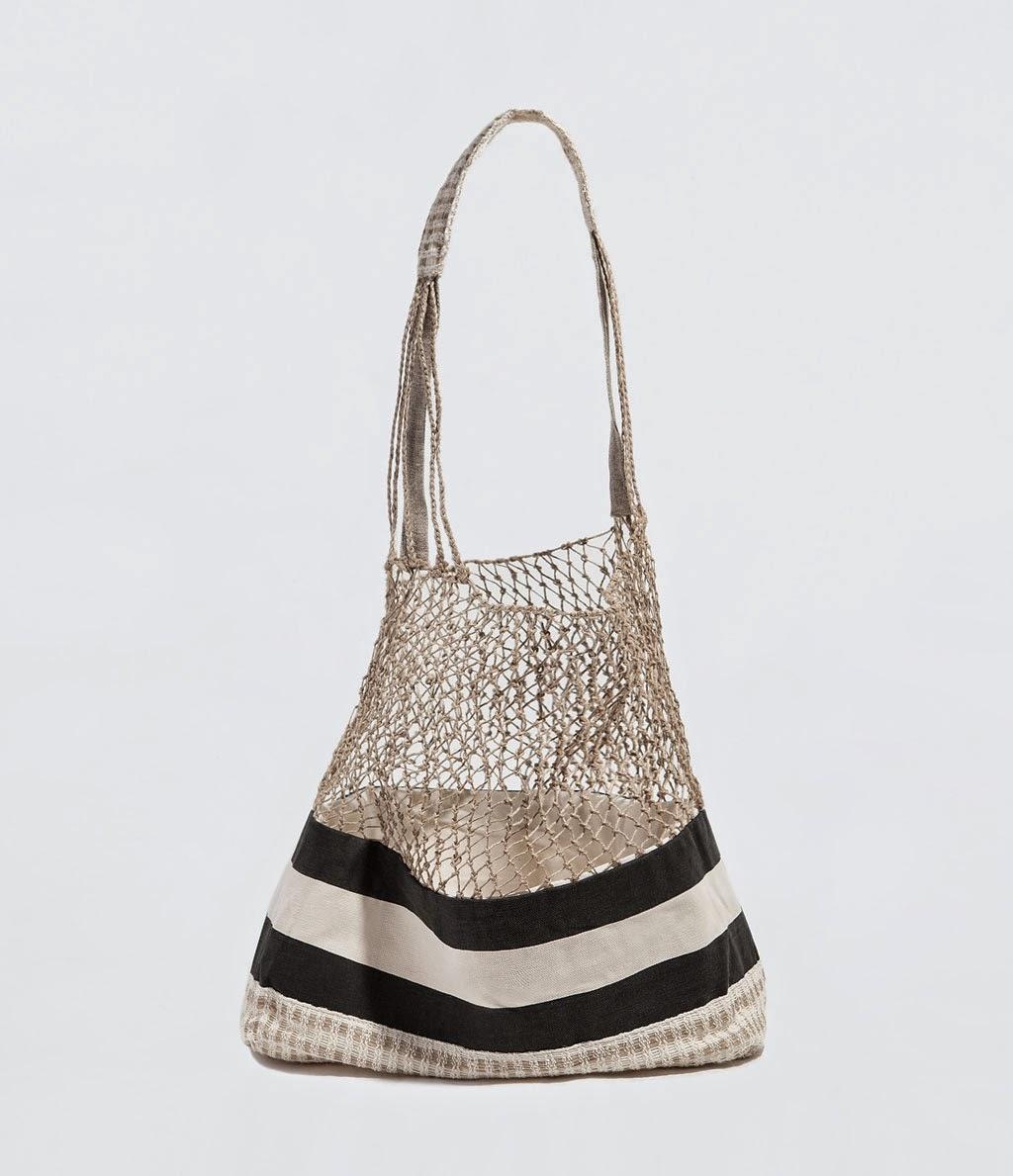 Bolsa conbinada tejidos, Zara, street style, fashion style