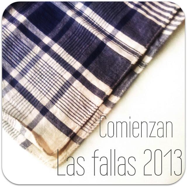 pañuelo fallero, fallas2013, valencia, CreatiBea, vinvidivinvi