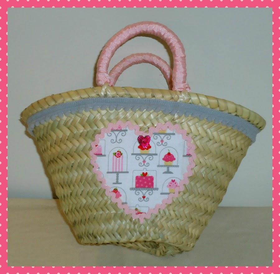 Cestas de mimbre decoracion - Como decorar una cesta de mimbre ...