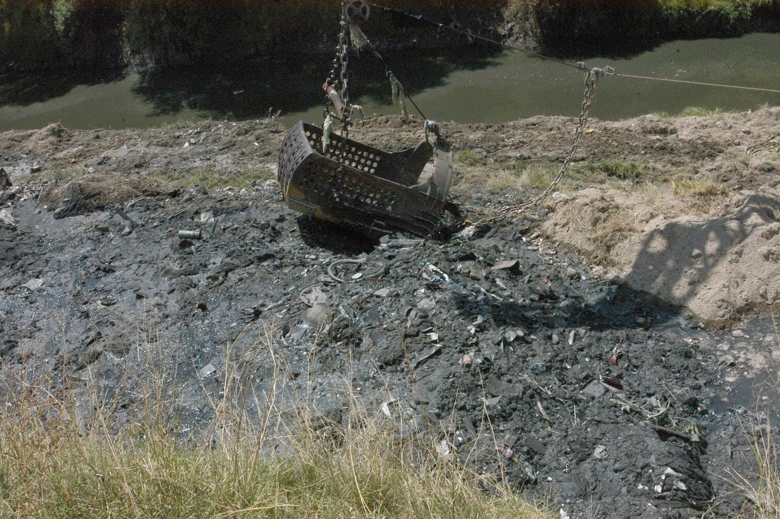 Imagen de PGJEM debe informar sobre restos hallados en el Gran Canal: Octavio Mart�nez